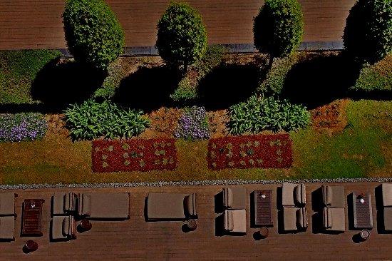 The Met Hotel : Long Bar Atrium