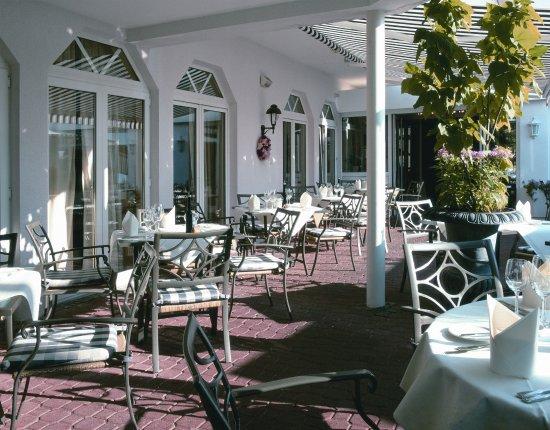 Hotel-Restaurant Kunz: Terasse