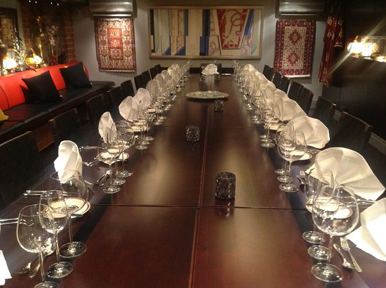 Ravintola Istanbul Oriental : Topkapi cabinet