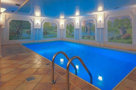 Hotel-Restaurant Kunz: Schwimmbad