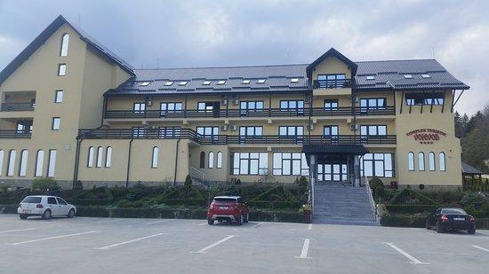 Hotel voievod sucevita romania reviews photos for Casa in legno romania
