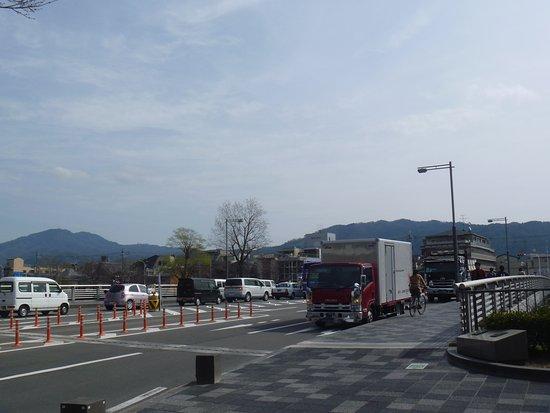 Oike Ohashi Bridge