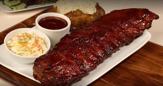 Lombard, IL: BBQ Ribs