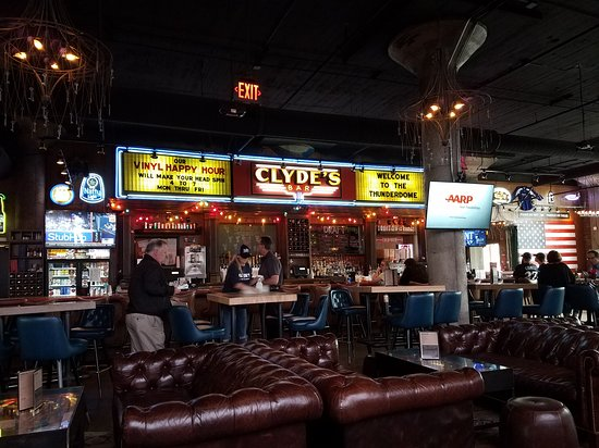 Photo of Bar Clyde's on Church at 1700 Church St, Nashville, TN 37203, United States