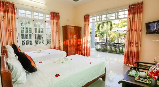 Rice Village Homestay Deluxe Twin Room
