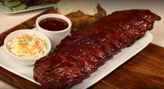 Bridgeview, IL: BBQ Ribs