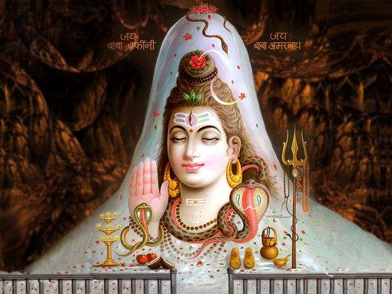 Amarnath Yatra, Indien: Jai Baba Barfani