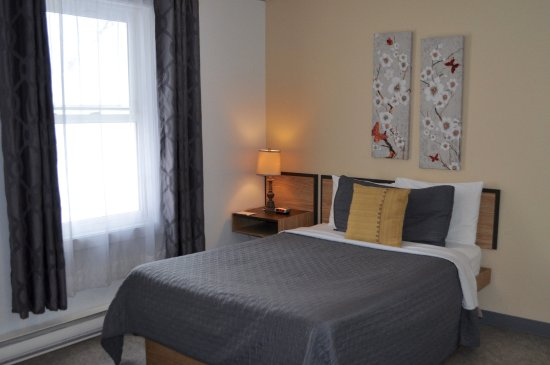Maria, Canada: Chambre standard / standard room