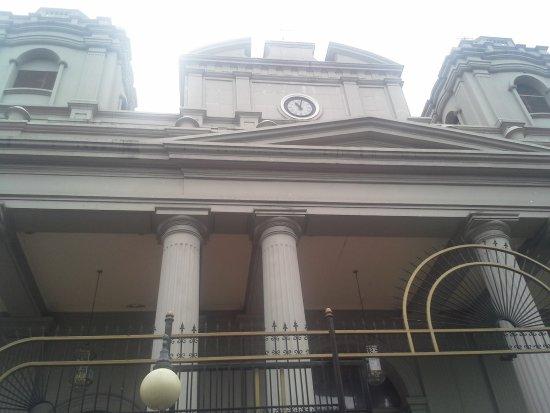 Metropolitan Church (Catedral Metropolitana): Vista externa de la catedral