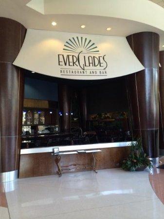 Everglades Restaurant At Rosen Centre Hotel Reviews