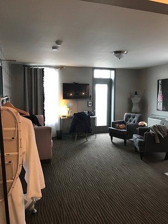 Kingsville, Canada: Nice room