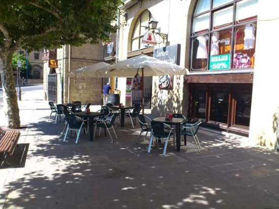 Restaurantes en Tafalla