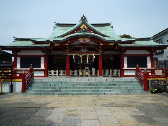 ‪Ushioda Shrine‬