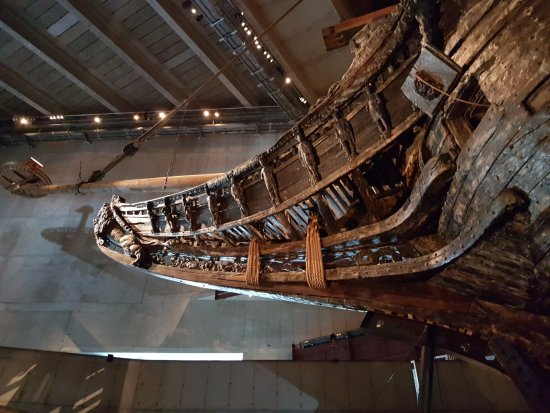 Photo of History Museum Vasa Museum at Galärvarvsvägen 14, Stockholm 115 21, Sweden
