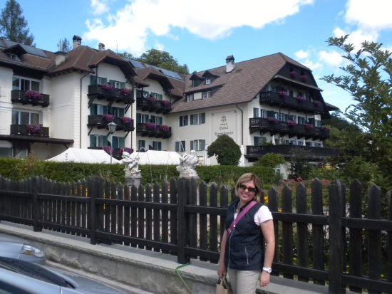 Hotel Bemelmans-Post Foto