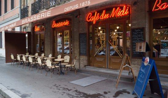 cafe du midi toulouse restaurant reviews phone number photos tripadvisor. Black Bedroom Furniture Sets. Home Design Ideas