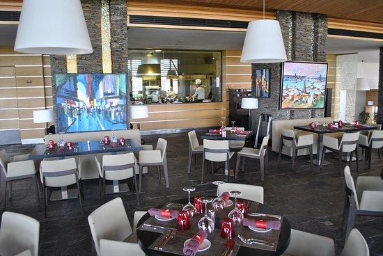 La table du marche bouskoura casablanca restaurant - Restaurant la table du grand marche tours ...