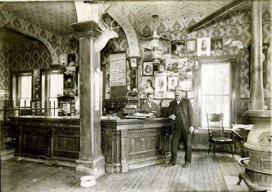 Fremont County Pioneer Museum Hotel Interior