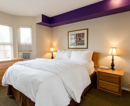 Times Square Suites Hotel, hôtels à Vancouver