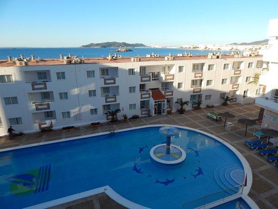Img 20170413 wa0004 picture of apartamentos tropical garden ibiza town tripadvisor - Apartamentos tropical garden ...