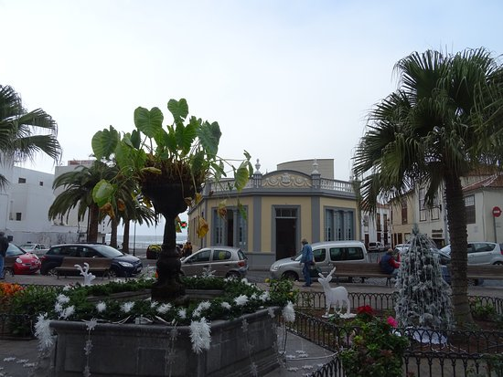 Plaza Juan Gonzalez de la Torre