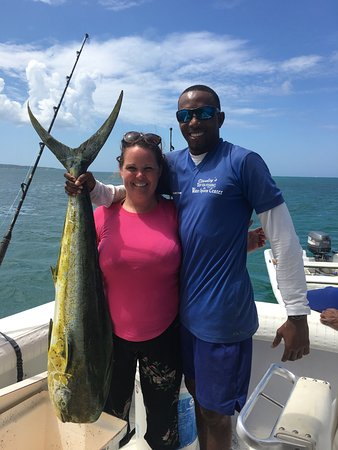 Stanley's Deep Sea Fishing: Great job Martin, best fishing trip ever. Made our vacation 😊🇨🇦