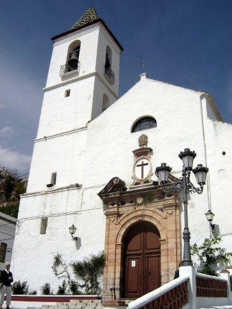 Casarabonela, Spanien: Iglesia parroquial de Santiago Apóstol © Robert Bovington