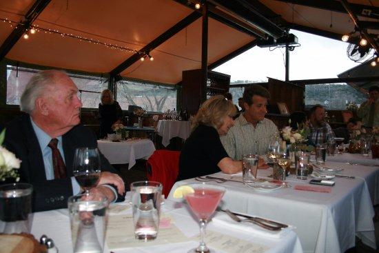Eolus Bar & Dining : Wedding reception