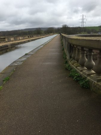 Bolton le Sands, UK: The Lune Aquaduct