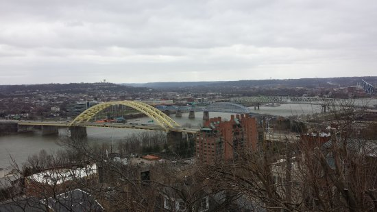 big mac bridge picture of mount adams cincinnati tripadvisor