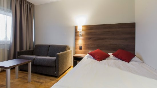 Best Western Oslo Airport Hotell: Standard single