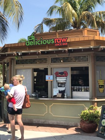 Delicious Raw Juice Bar