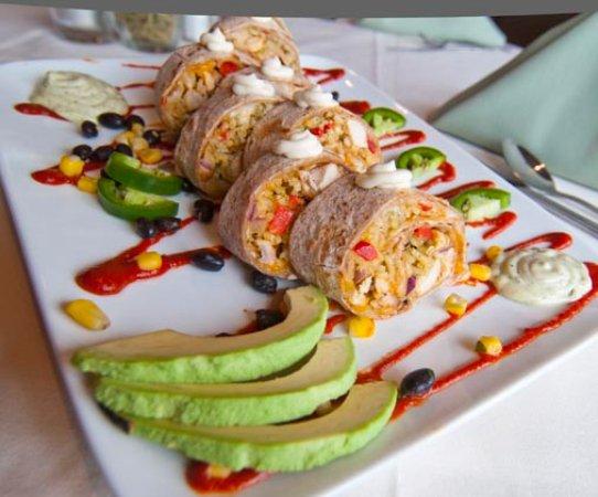 Stockton, IL: Muchi - Mexican Sushi