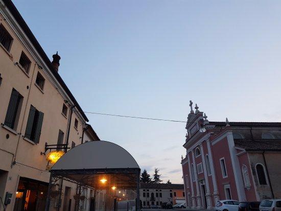 Fiesso Umbertiano, Italia: esterno
