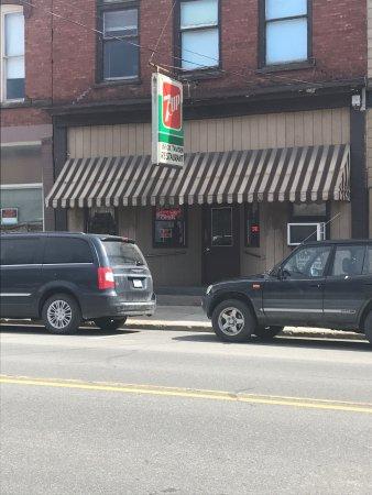 Blossburg, PA: The Brick Tavern