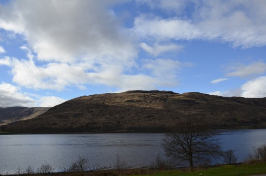 Torlinnhe Guest House: View from the lounge