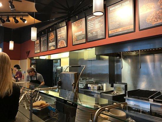 Fast Food Mercer Island