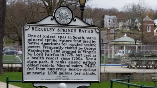 Berkeley Springs Photo