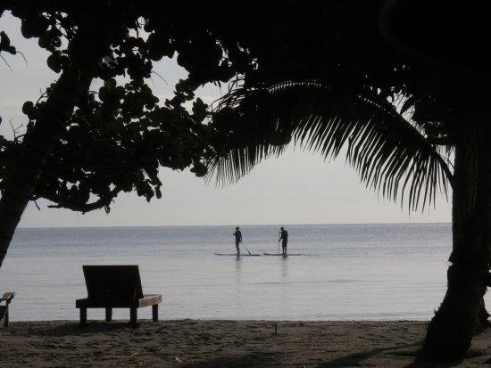 Maya Beach Hotel: Complimentary SUPs