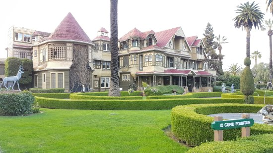 Photo of Historic Site Winchester Mystery House at 525 S Winchester Blvd, San Jose, CA 95128, United States