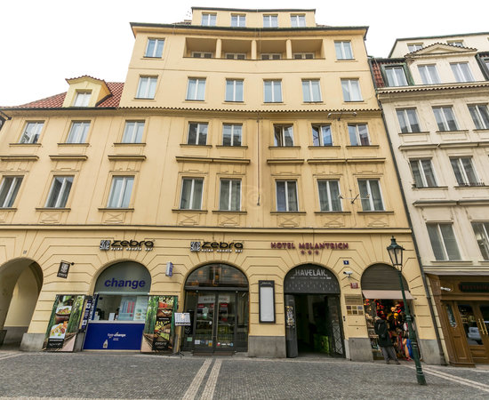 Hotel melantrich praha arvostelut sek hintavertailu for Design hotel jewel prague tripadvisor