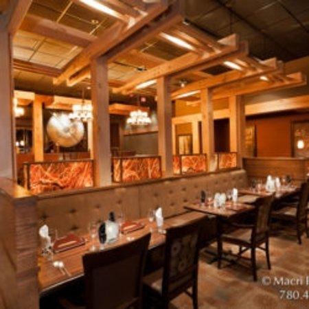 Interior - Picture of Sawmill Prime Rib & Steakhouse Stony Plain - Tripadvisor