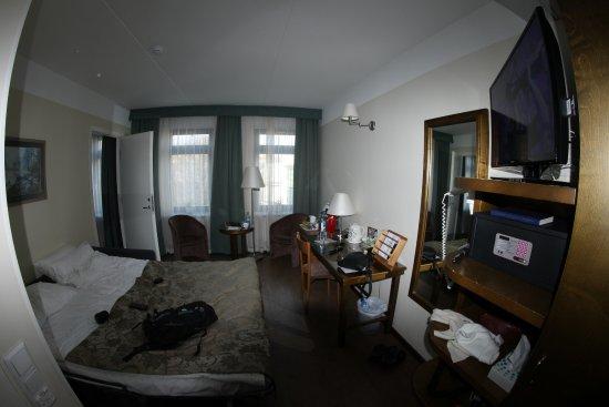 Hotel St. Barbara: Гостиная в семейном номере