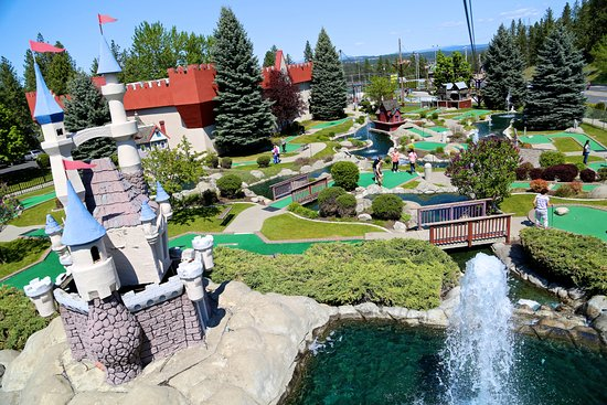 Wonderland Family Fun Center Spokane All You Need To