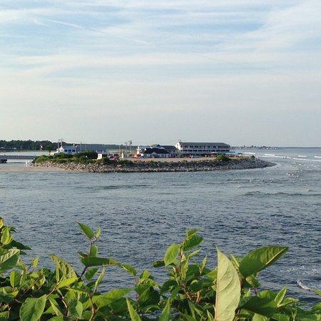 View Of Ogunquit Beach From Marginal Way, Ogunquit, Maine