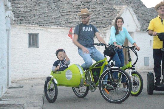 sidecar e-bike - Picture of AllWays Puglia, Alberobello - TripAdvisor
