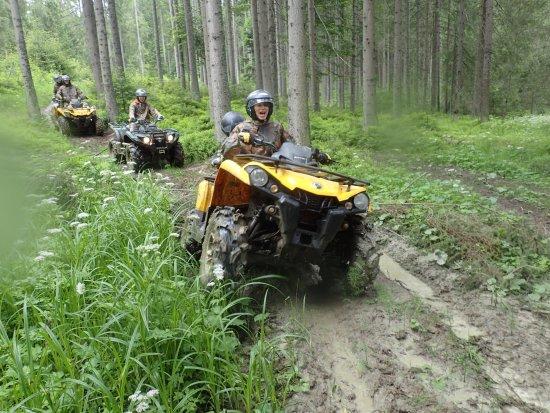 ATV - Quads - Zakopane - Witow Extreme