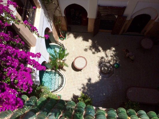 Riad Anabel: This could not be more perfect, excellent host and friendly staff, nothing was too much trouble.
