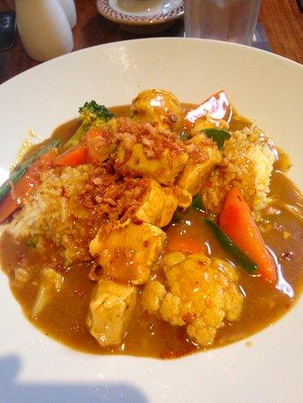 Weavers Inn: Chicken Curry