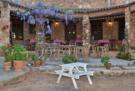 Steakhouse Braseria El Campo: Unik Restaurant.